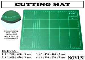 Cutting Mat Novus