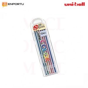 Uni color pencil mechanical pencil refill