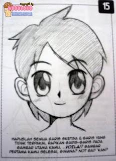 Cara Membuat Karakter Anime Laki Laki Ini Langkah Sederhananya
